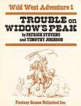 RPG Item: Trouble on Widow's Peak