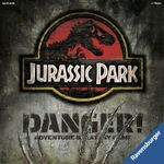Board Game: Jurassic Park: Danger! Adventure Strategy Game