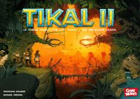 Board Game: Tikal II: The Lost Temple