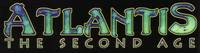 RPG: Atlantis: The Second Age (1st Edition)