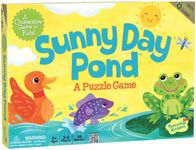 Board Game: Sunny Day Pond: A Puzzle Game