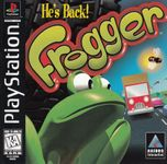 Video Game: Frogger: He's Back!