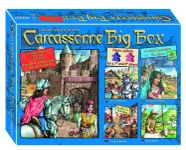 Board Game: Carcassonne Big Box 5