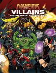 RPG Item: Champions Villains Volume Three: Solo Villains
