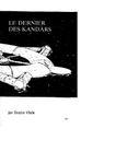 RPG Item: Le Dernier des Kandärs