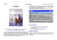 RPG Item: Artifacts of Lore #1: Excalibur