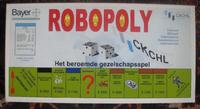 Board Game: Robopoly: Het beroemde gezelschapsspel