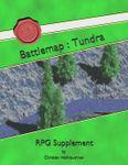 RPG Item: Battlemap: Tundra