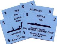 Cards at Sea