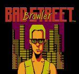 Video Game: Bad Street Brawler