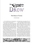 RPG Item: The House of Azrán