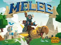 Board Game: Melee
