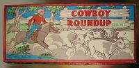 Board Game: Cowboy Roundup