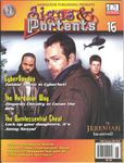 Issue: Signs & Portents (Issue 16 - Nov 2004)