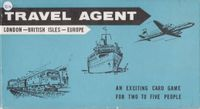Board Game: Travel Agent