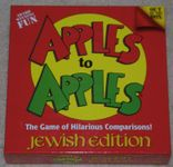 Board Game: Apples to Apples: Jewish Edition