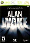 Video Game: Alan Wake