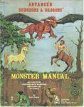 RPG Item: Monster Manual (AD&D 1e)