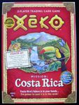 Board Game: Xēko Mission: Costa Rica