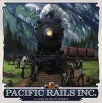 Board Game: Pacific Rails Inc.
