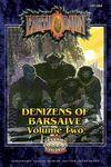 RPG Item: Denizens of Barsaive Volume Two (Savage Worlds Edition)