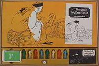 Board Game: Fu Manchu's Hidden Hoard