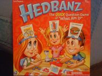 Board Game: Hedbanz for Kids