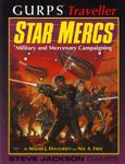 RPG Item: GURPS Traveller: Star Mercs