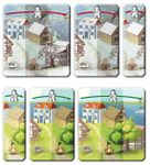 Board Game: Samara: Expansion 2 – Winter & Summer Tiles