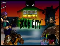 Board Game: Sentinels of the Multiverse: Rook City
