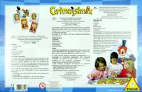 Board Game: Grimassimix