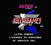 Video Game: Rollergames