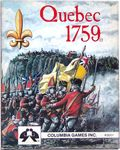 Board Game: Quebec 1759