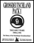 Board Game: Grossdeutschland Pack 1
