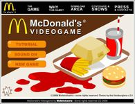 Video Game: McDonald's Video Game