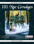 RPG Item: 101 NPC Grudges