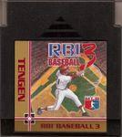 Video Game: R.B.I. Baseball 3