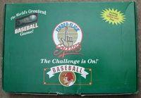 Board Game: Finger-Flick Sports: Baseball
