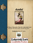 RPG Item: Acrobat