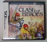 Video Game: Might & Magic: Clash of Heroes