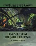 RPG Item: Escape from the Jade Colossus