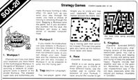 Video Game Compilation: Strategy Games, CS-8004