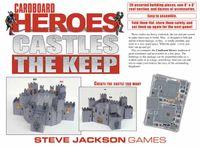 RPG Item: Cardboard Heroes: Castles - The Keep