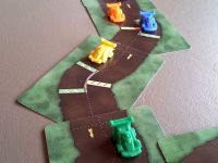 Board Game: Dicey Curves: Deluxe Edition