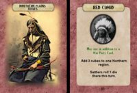 Board Game: Plains Indian Wars