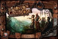Board Game: Robinson Crusoe: Adventures on the Cursed Island