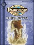 RPG Item: Pathfinder Society Scenario 2-25: You Only Die Twice