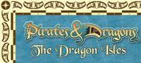 RPG Item: Dragon Isles Poster Map