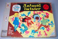 Board Game: Animal Twister