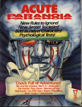 RPG Item: Acute Paranoia